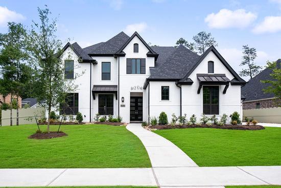 Drees Custom Homes In Houston Tx 9