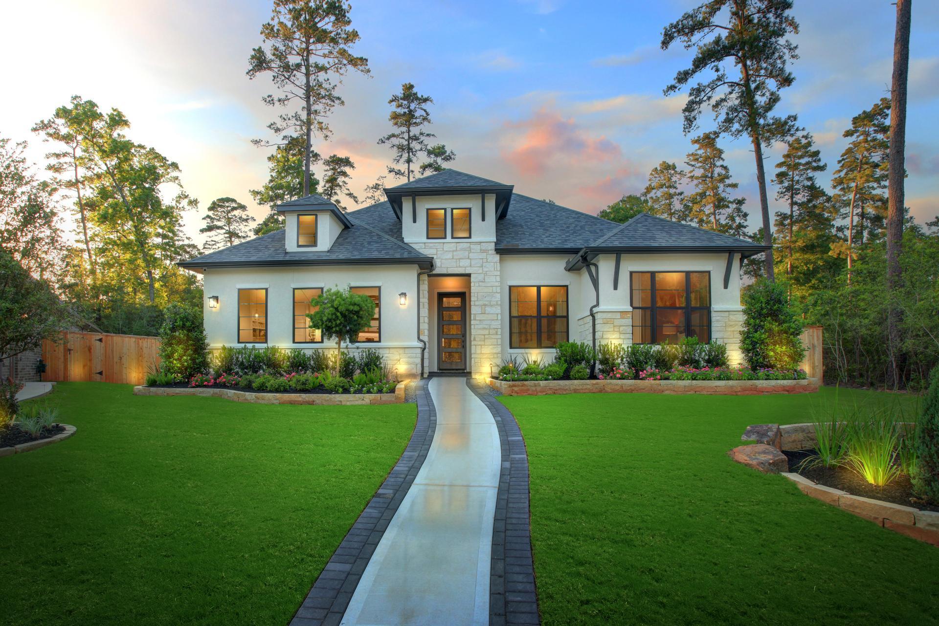'Caliterra' by Drees Custom Homes in Austin