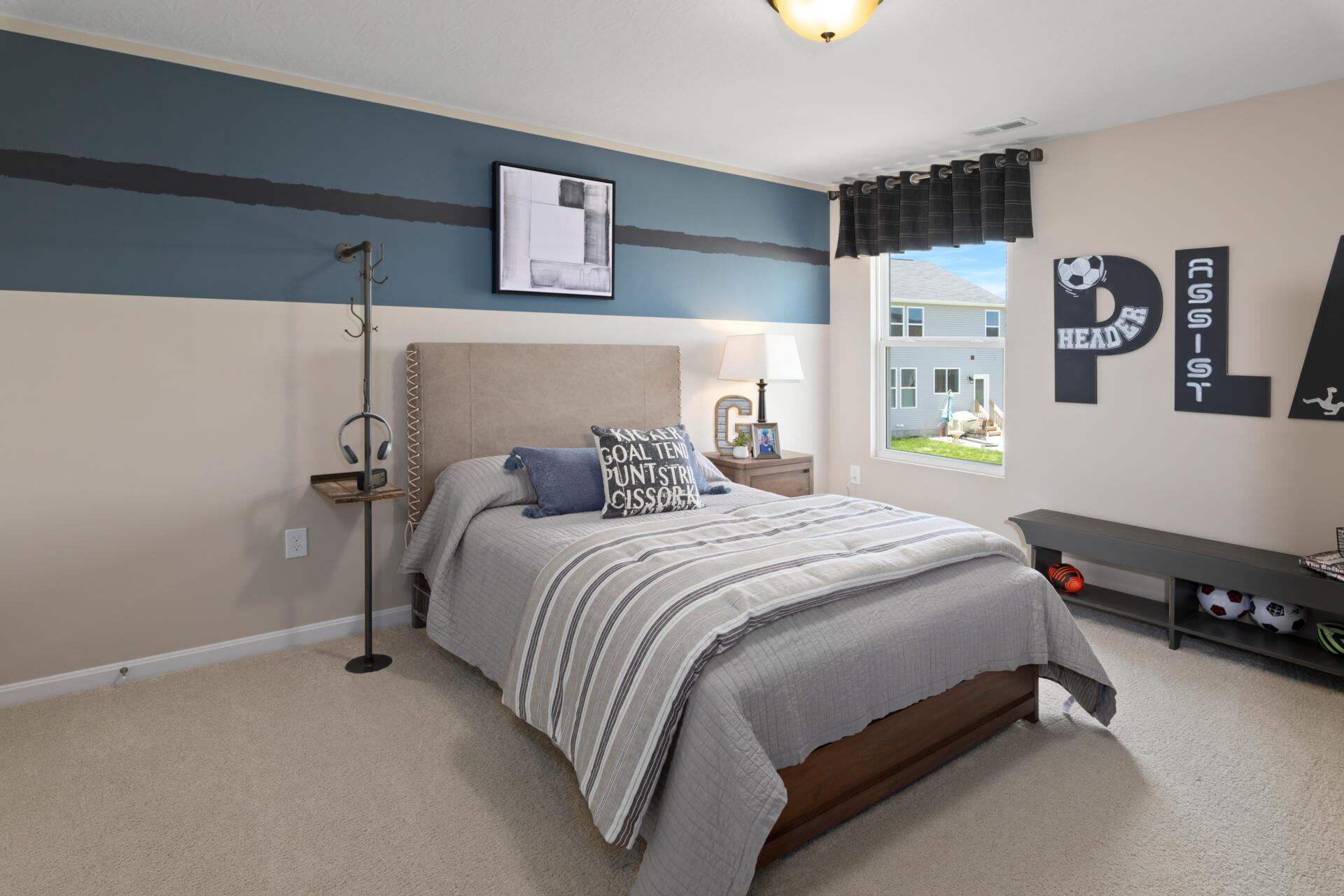 Bedroom featured in the Ashton By Drees Homes in Cincinnati, KY