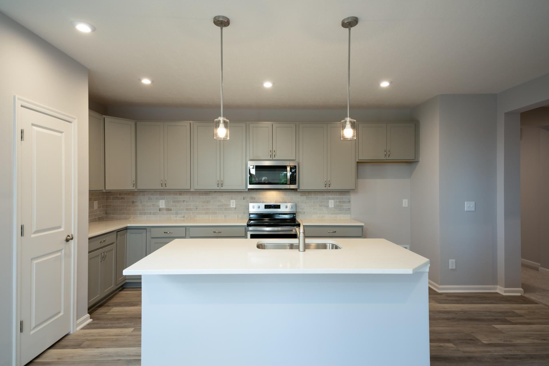 Kitchen featured in the Taos By Drees Homes in Cincinnati, KY