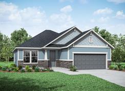 Lockwood - Eagle Landing - Eagle Rock 50': Middleburg, Florida - Drees Homes