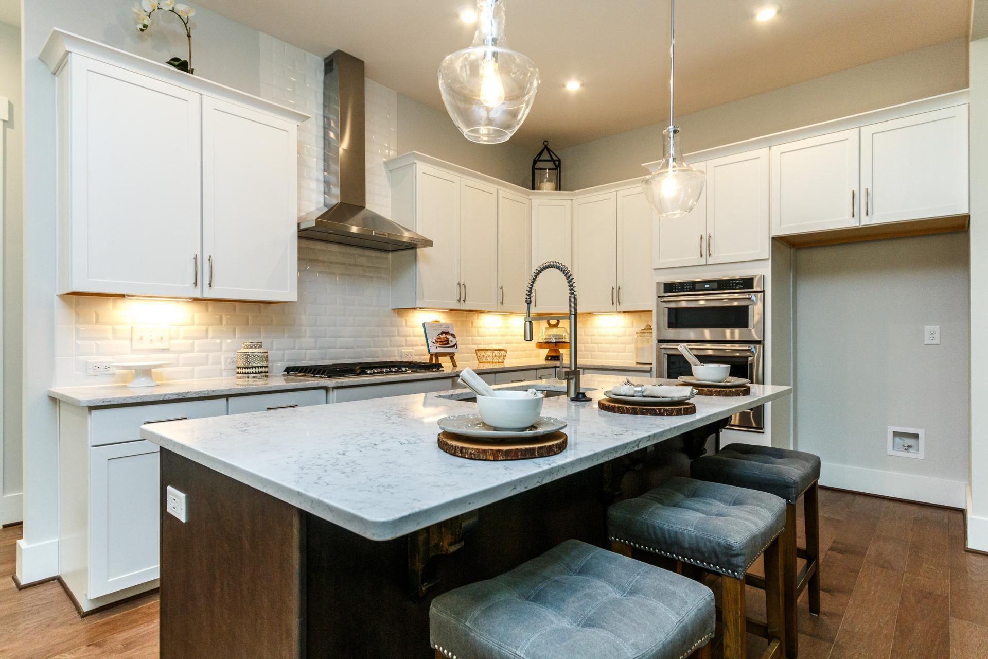 Kitchen featured in the Bradley II By Drees Homes in Raleigh-Durham-Chapel Hill, NC