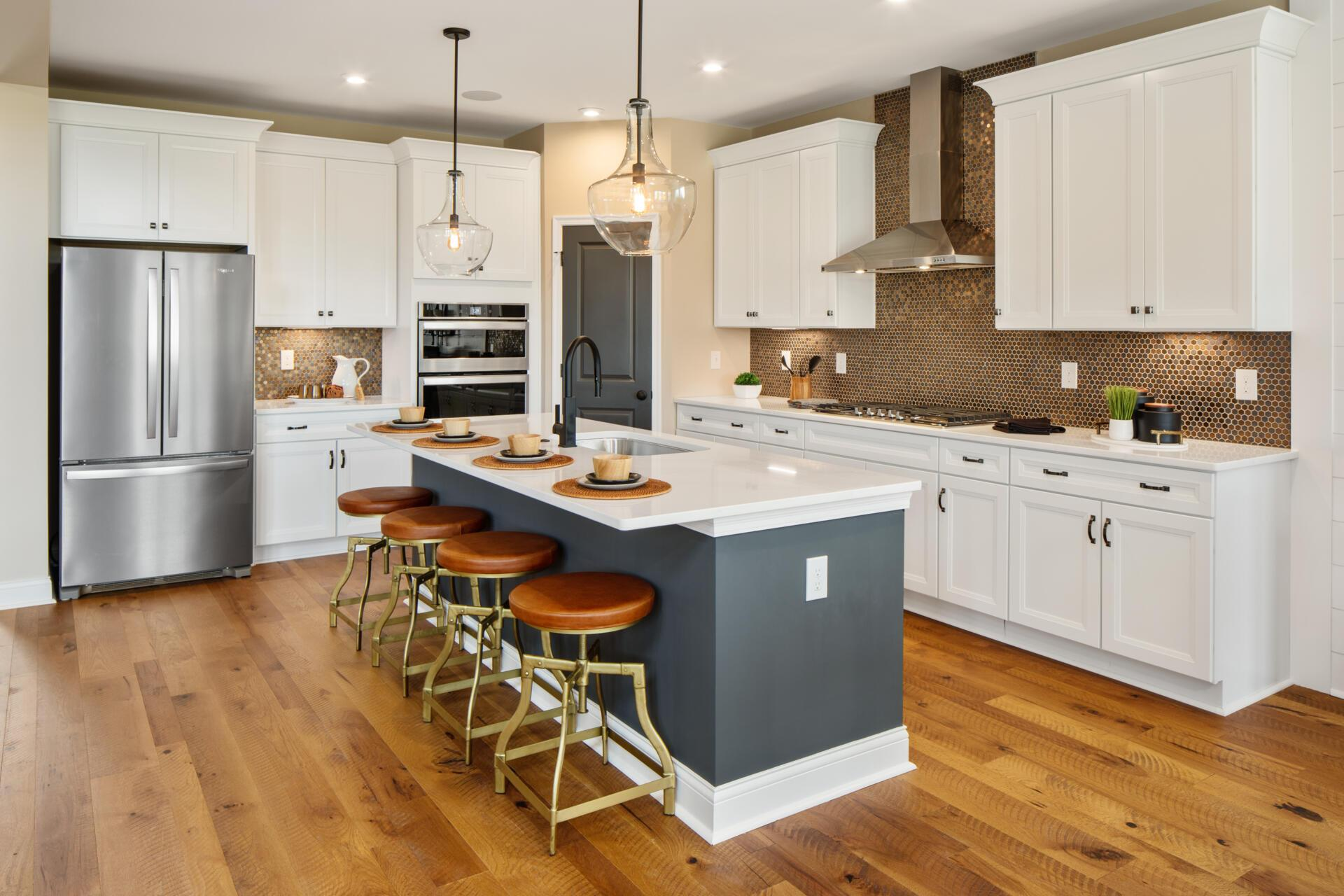 Kitchen featured in the Alden By Drees Homes in Cincinnati, OH