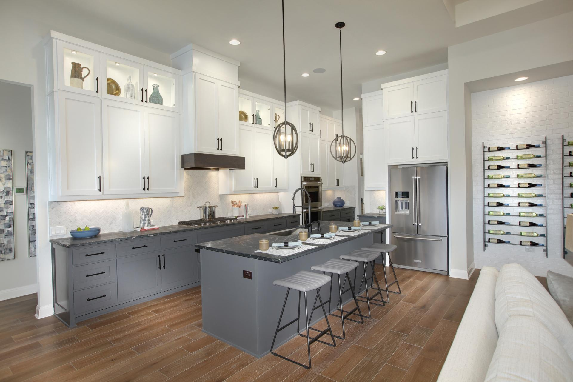 'The Hollows Sanctuary - 85'' by Drees Custom Homes in Austin