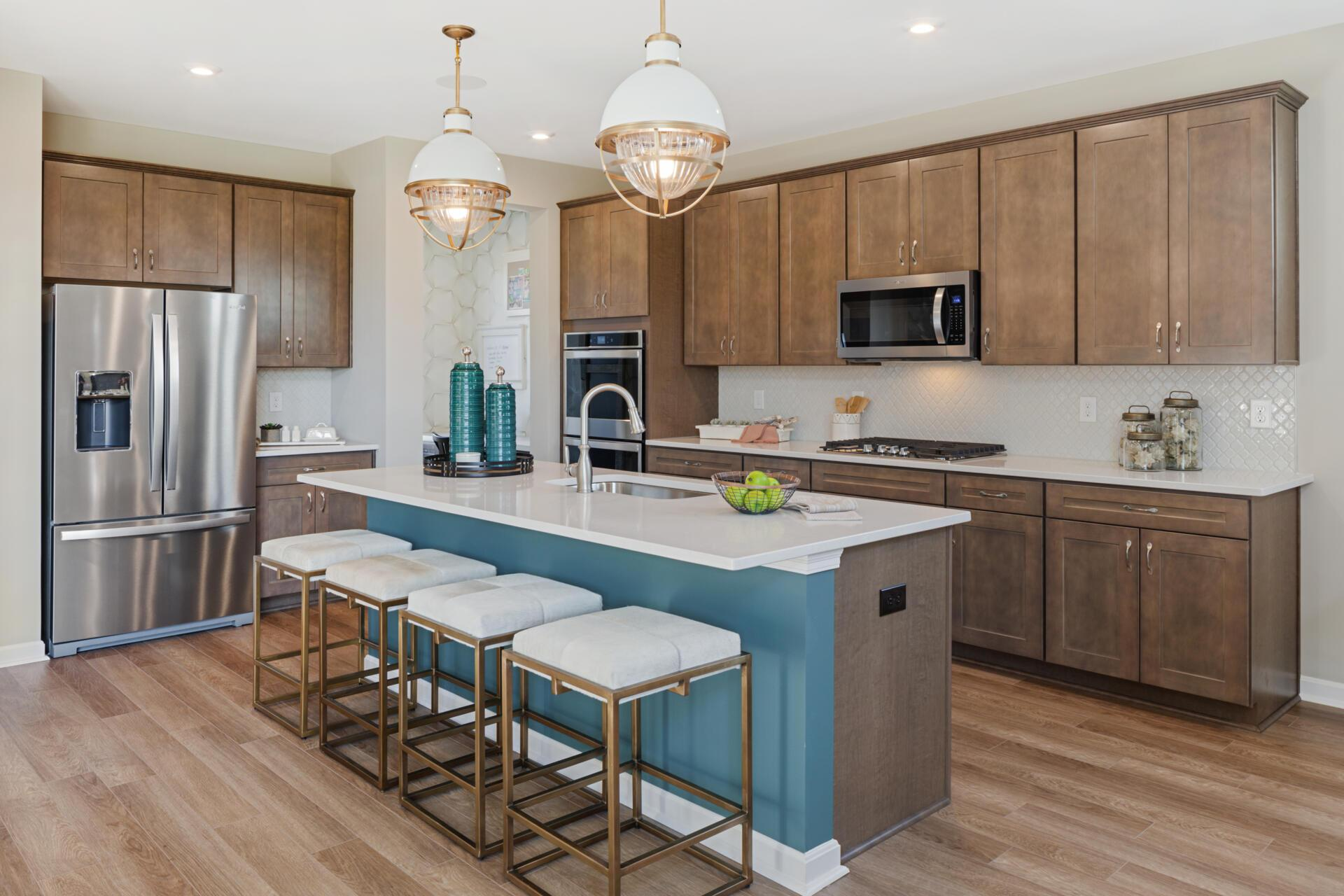 Kitchen featured in the Alwick By Drees Homes in Cincinnati, OH