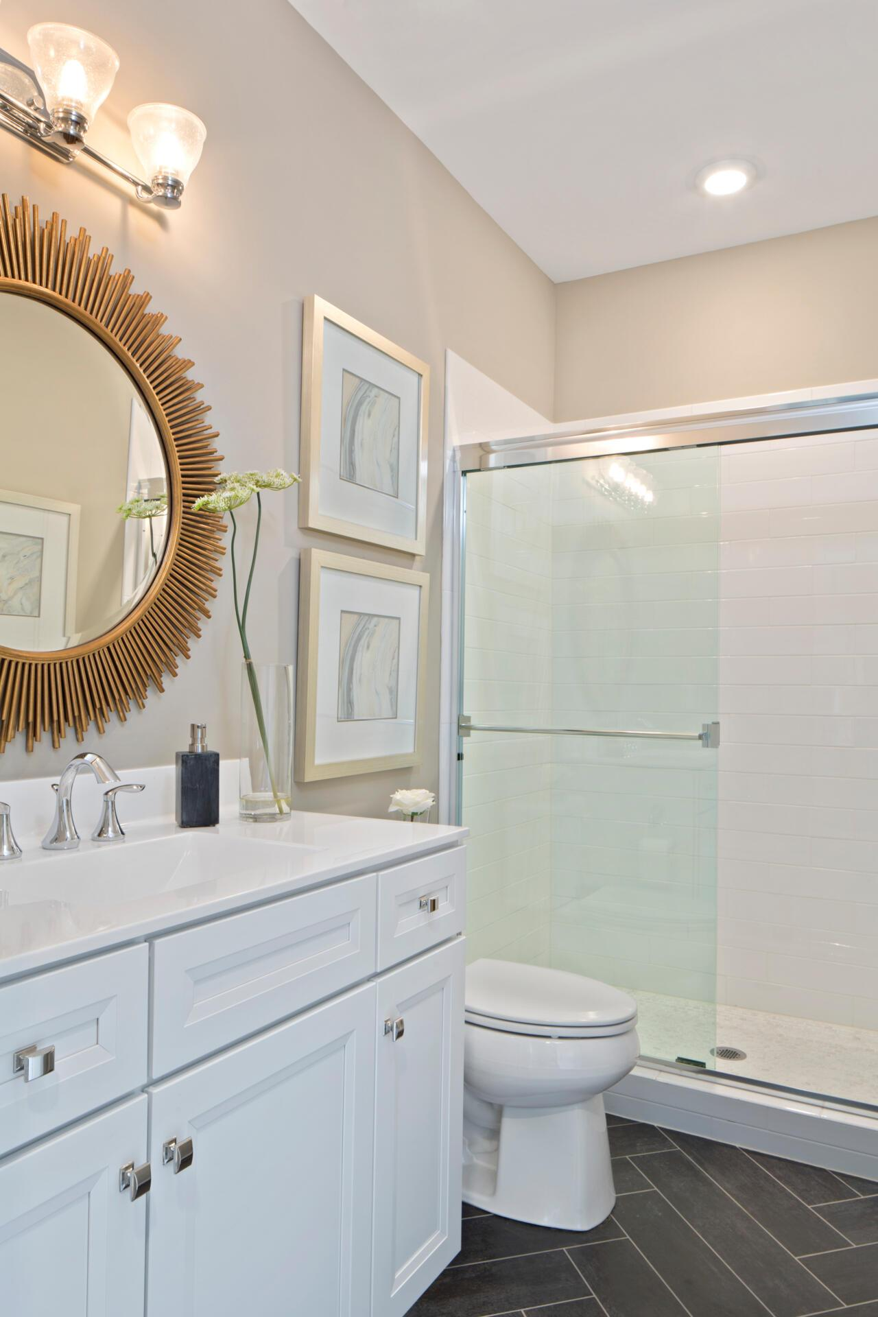 Bathroom featured in the Ash Lawn By Drees Homes in Cleveland, OH