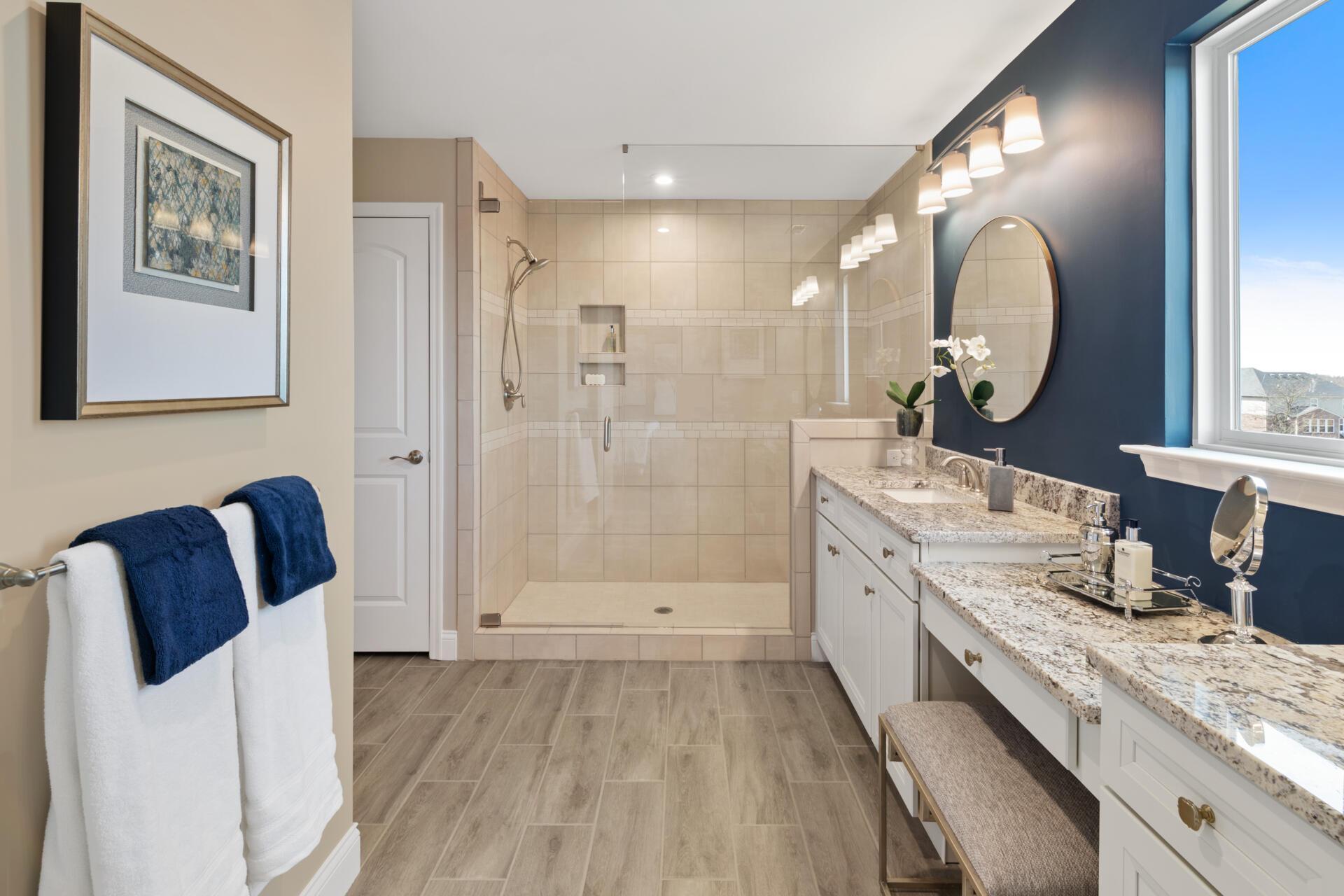 Bathroom featured in the Buchanan By Drees Homes in Cincinnati, OH