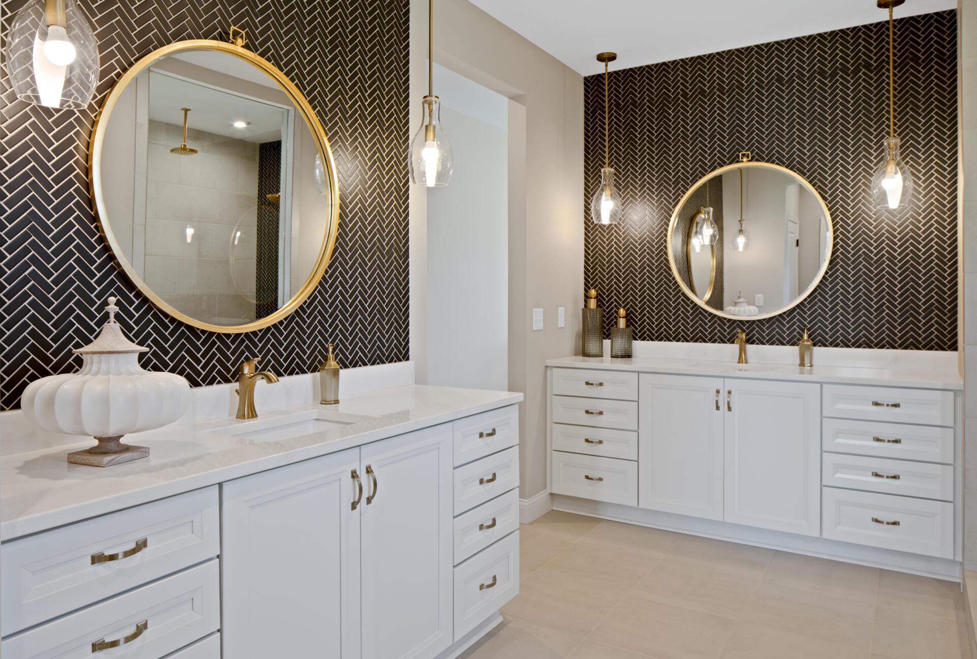 Bathroom featured in the Brennan By Drees Homes in Cincinnati, OH
