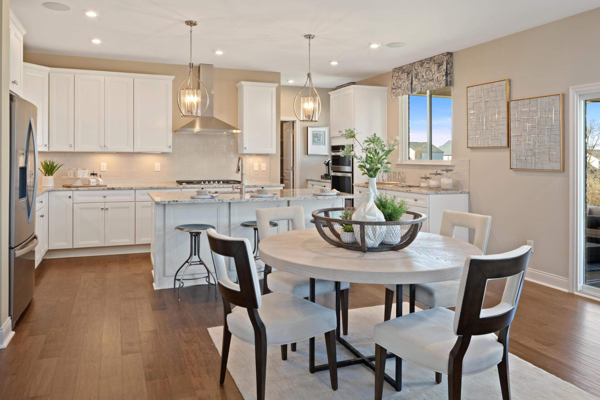 Kitchen featured in the Buchanan By Drees Homes in Cincinnati, OH