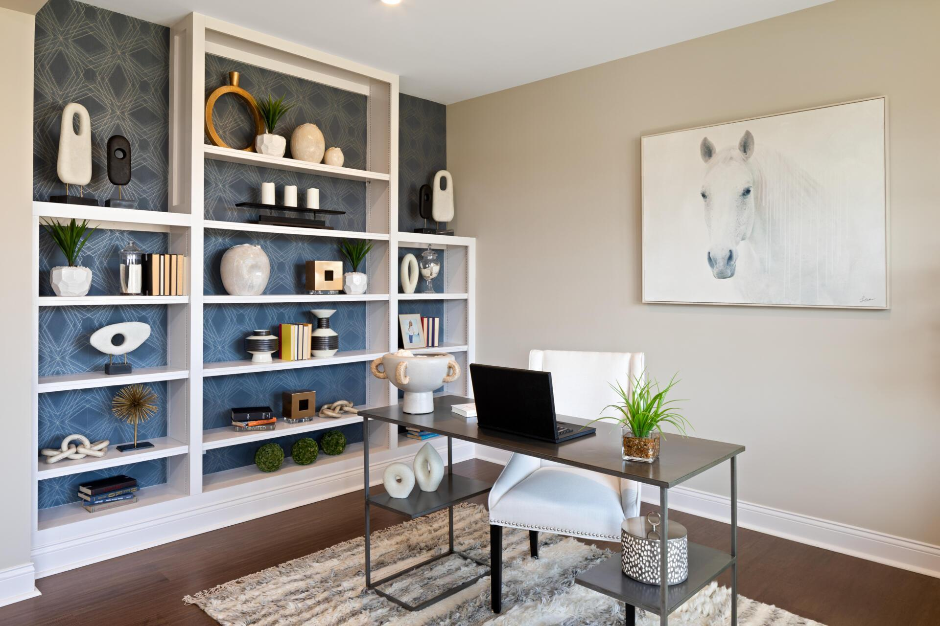 Living Area featured in the Buchanan By Drees Homes in Cincinnati, OH
