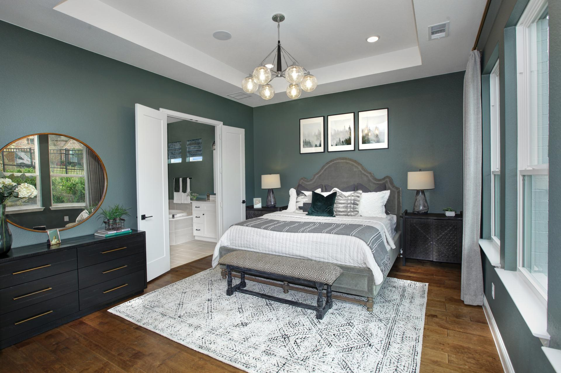 Bedroom featured in the Brynlee By Drees Custom Homes in Austin, TX