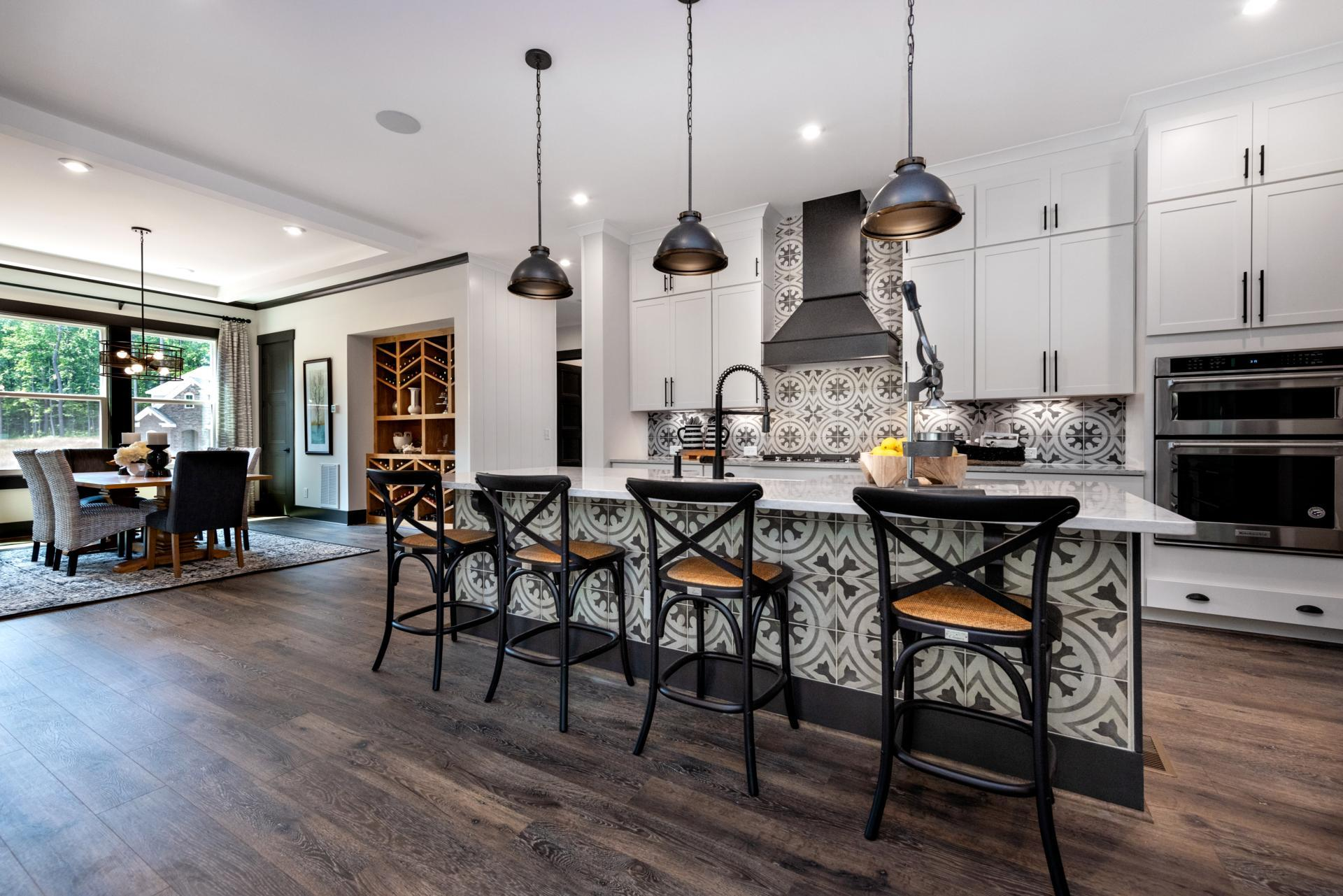 Kitchen featured in the Kaitlyn By Drees Homes in Raleigh-Durham-Chapel Hill, NC
