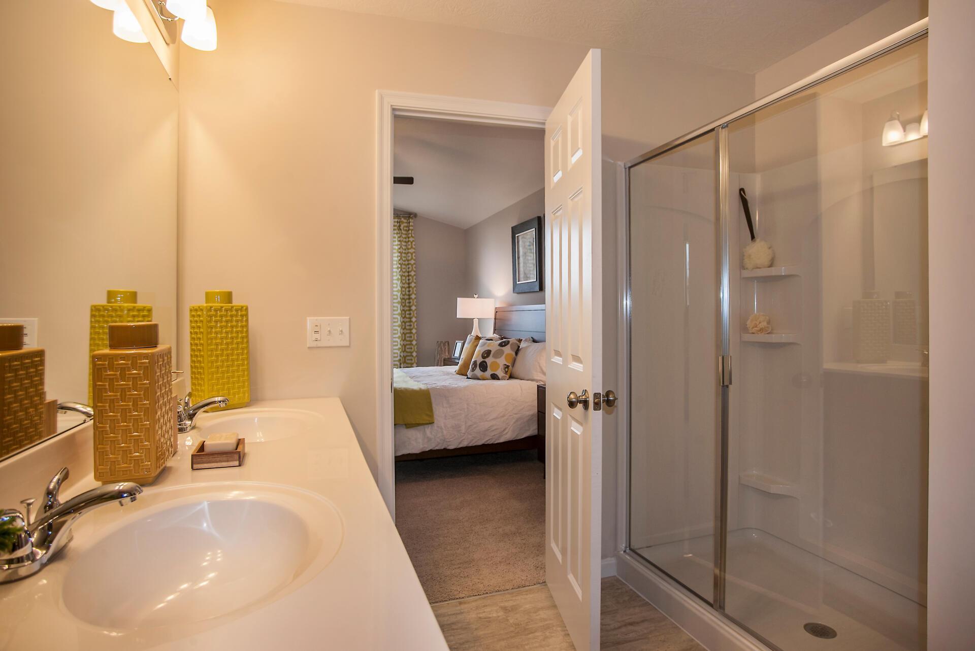 Bathroom featured in the Alexander By Drees Homes in Cincinnati, OH