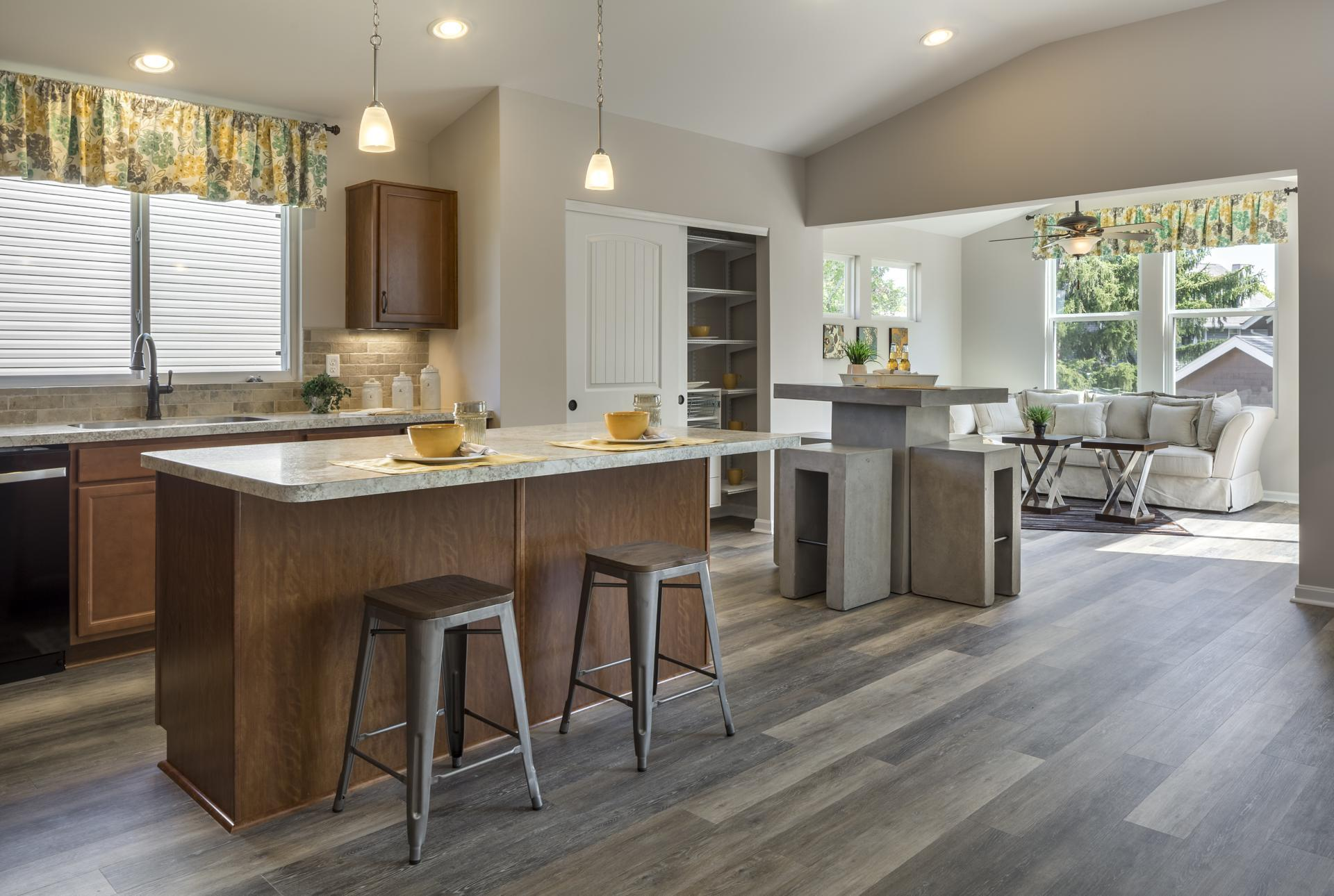 Kitchen featured in the Alexander By Drees Homes in Cincinnati, OH
