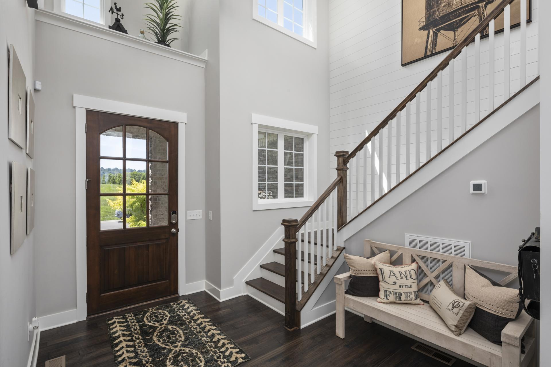 Living Area featured in the Colton By Drees Homes in Nashville, TN