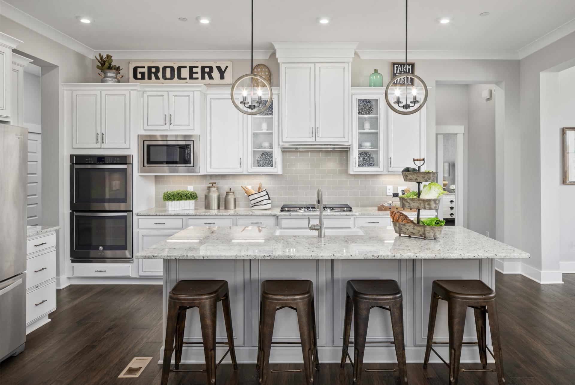Kitchen featured in the Colton By Drees Homes in Nashville, TN