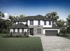 Briargate - Walsh 70': Aledo, Texas - Drees Custom Homes