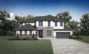 Trinity Falls 70 by Drees Custom Homes in Dallas Texas