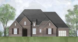 Elmsley - Breezy Hill 100's: Rockwall, Texas - Drees Custom Homes