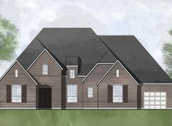 Elmsley - Canyon Falls 100's: Northlake, Texas - Drees Custom Homes