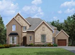 Oakley II - Viridian - 75': Arlington, Texas - Drees Custom Homes