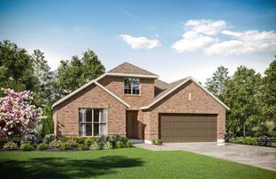 Huntley - Trailwood 60': Roanoke, Texas - Drees Custom Homes