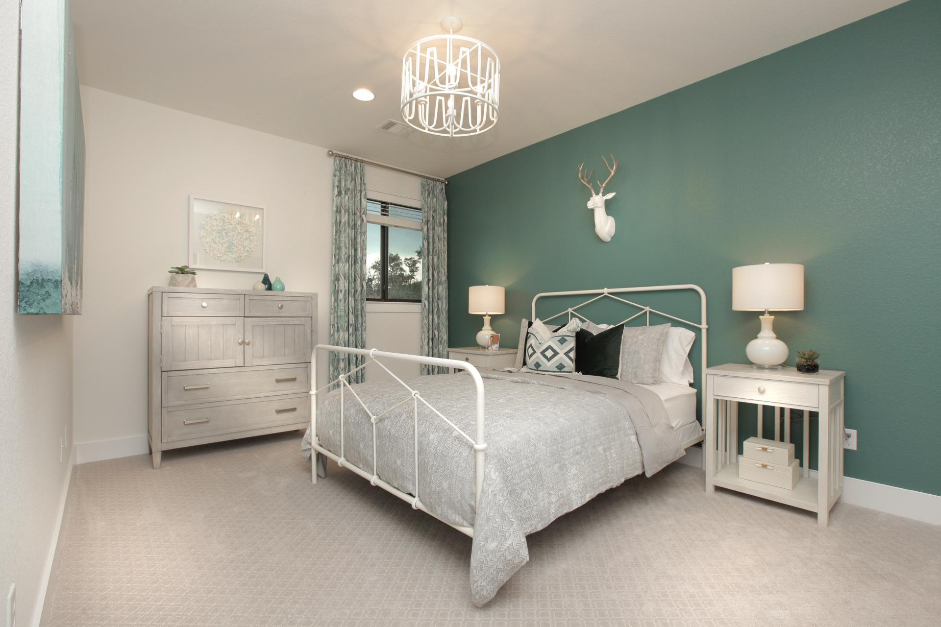 Bedroom featured in the Brookdale By Drees Custom Homes in Austin, TX