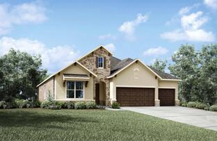 Parkhill - Wolf Ranch - 70': Georgetown, Texas - Drees Custom Homes