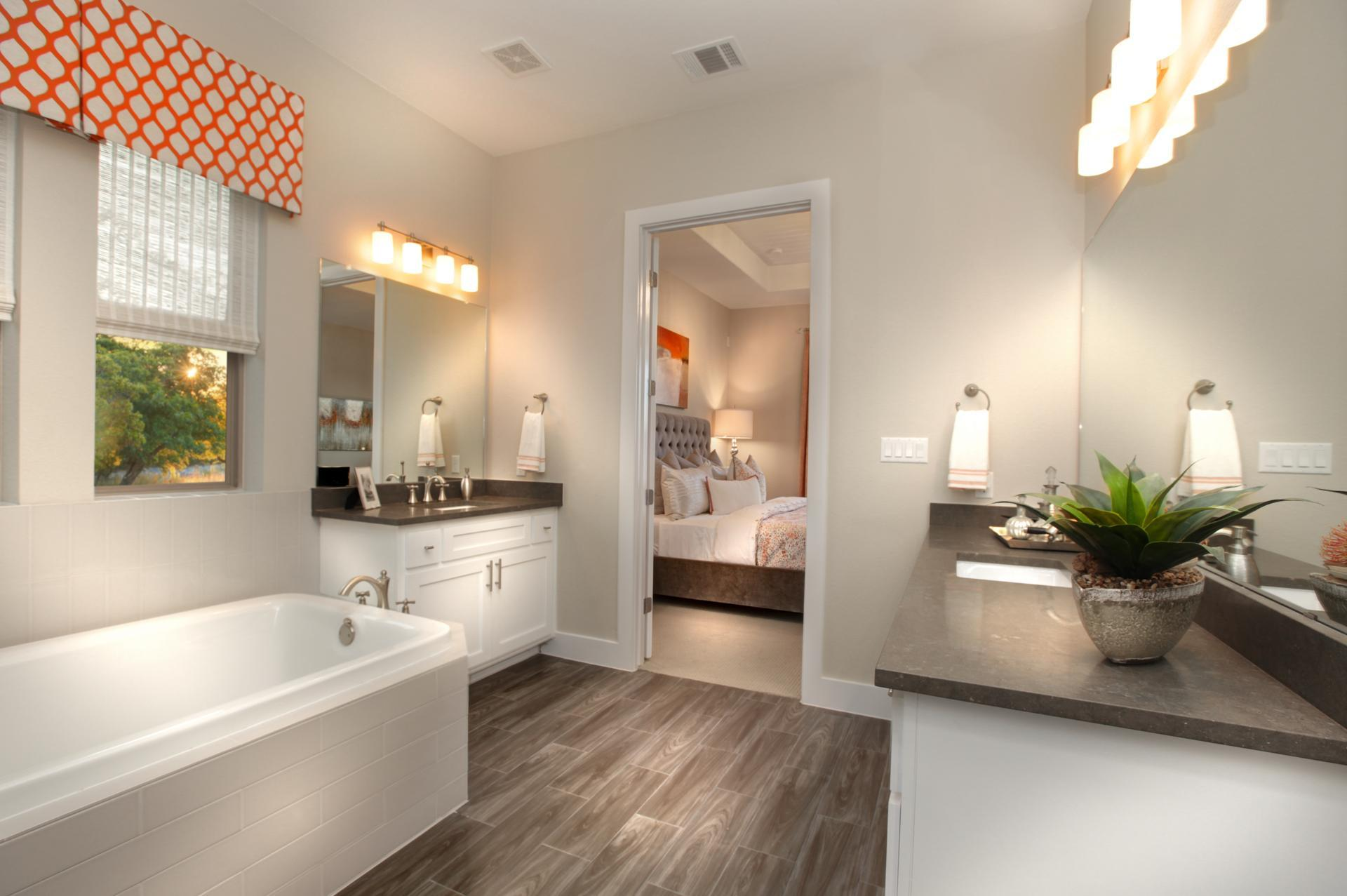 Bathroom featured in the Parkhill By Drees Custom Homes in Austin, TX