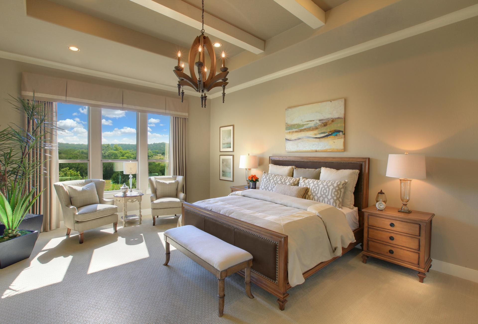 Bedroom featured in the Colinas By Drees Custom Homes in Austin, TX