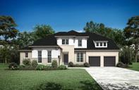 Canyon Falls 100's by Drees Custom Homes in Dallas Texas