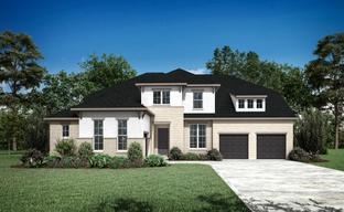 Walsh 70' by Drees Custom Homes in Fort Worth Texas