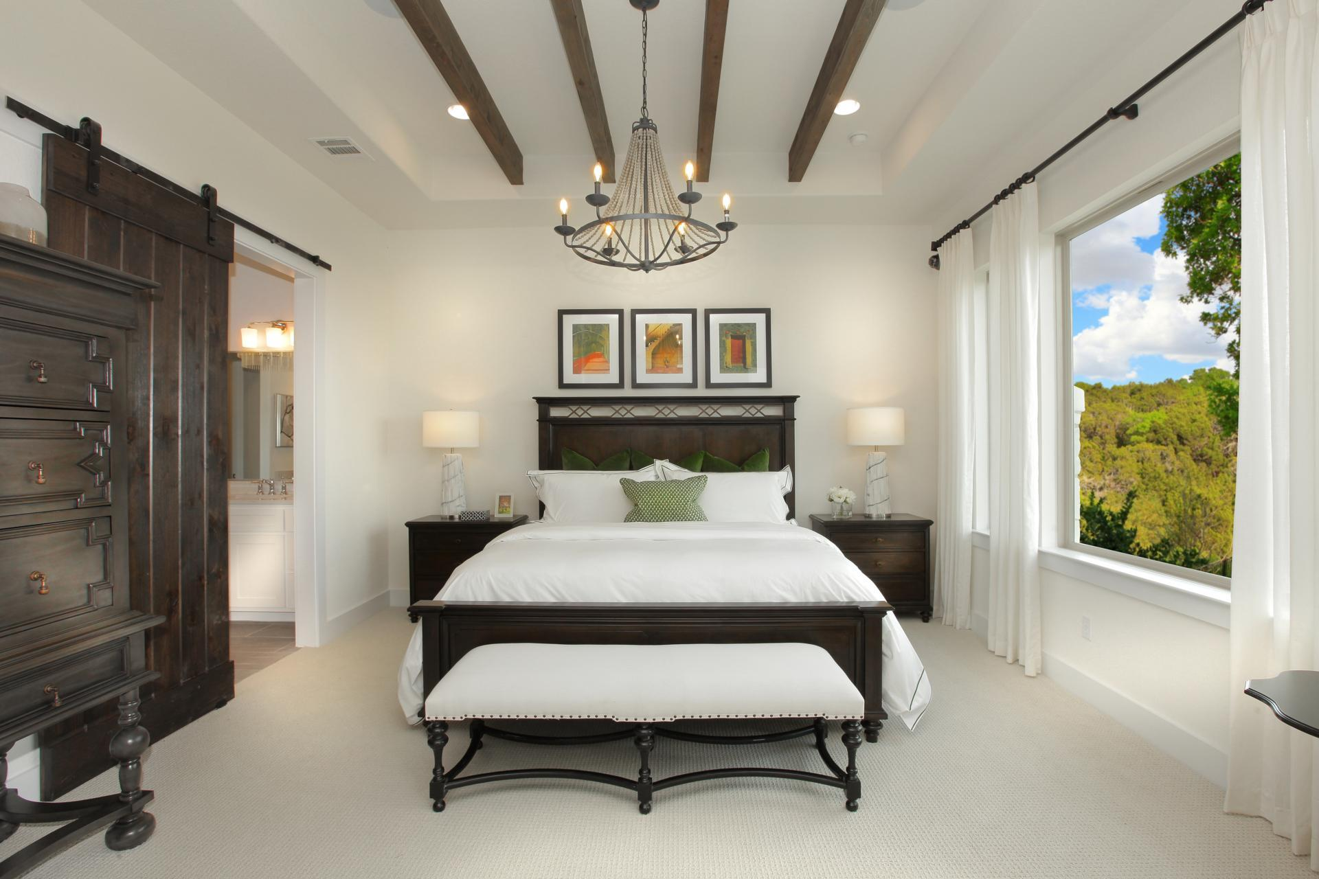 Bedroom featured in the Brady By Drees Custom Homes in Austin, TX