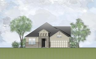 Wolf Ranch - 60' by Drees Custom Homes in Austin Texas