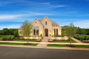 Corona - Walsh 60': Aledo, Texas - Drees Custom Homes