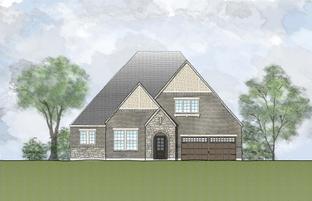 Brynlee II - Meridiana 65: Manvel, Texas - Drees Custom Homes