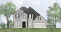 Meridiana 65 by Drees Custom Homes in Houston Texas