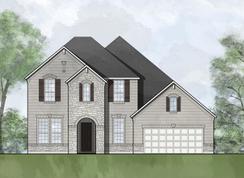 Deerfield II - Woodtrace 75': Pinehurst, Texas - Drees Custom Homes