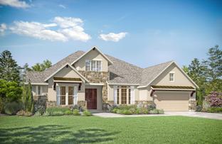 Eastland - Harper's Preserve: Conroe, Texas - Drees Custom Homes