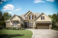 Woodtrace 75' by Drees Custom Homes in Houston Texas