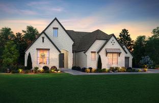 Lauren II - Woodtrace 75': Pinehurst, Texas - Drees Custom Homes