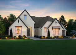 Lauren II - Woodtrace 85': Pinehurst, Texas - Drees Custom Homes