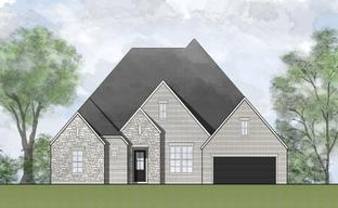 Woodtrace 85' by Drees Custom Homes in Houston Texas