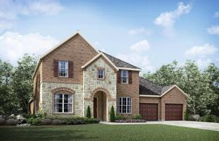 Tanner - Meridiana 65: Manvel, Texas - Drees Custom Homes