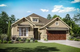 Aubrianna - Grand Central Park 55s: Conroe, Texas - Drees Custom Homes