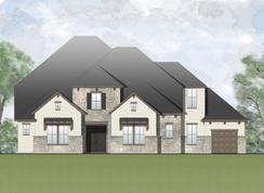 Grantley II - Harper's Preserve: Conroe, Texas - Drees Custom Homes