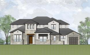Meridiana 80 by Drees Custom Homes in Houston Texas