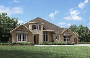 Castella II - Woodtrace 85': Pinehurst, Texas - Drees Custom Homes