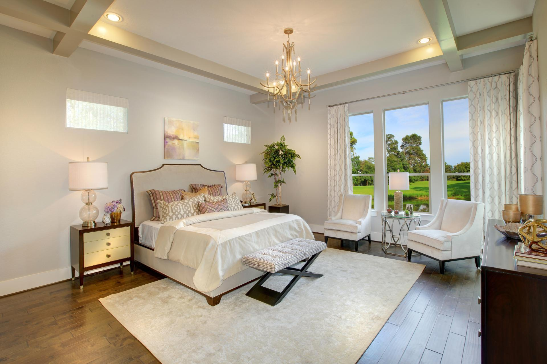 Bedroom featured in the Linley By Drees Custom Homes in Houston, TX