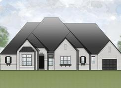 Marley - Meridiana 80: Manvel, Texas - Drees Custom Homes